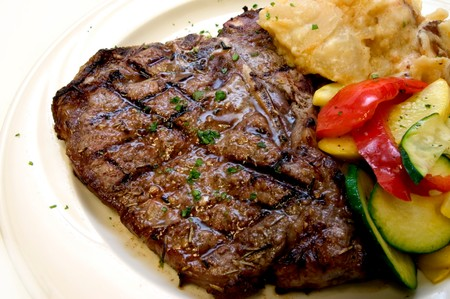 SW Steakhouse - Steak