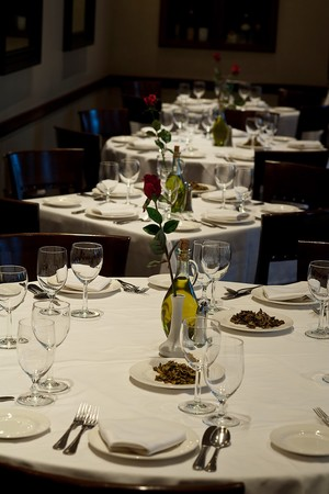 Il Mulino New York - Table Setting