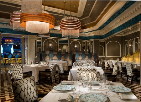 André's at the Monte Carlo - One of the Dining Rooms