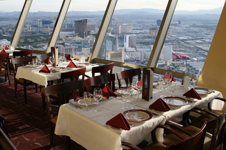 Top of the World - Dining Room