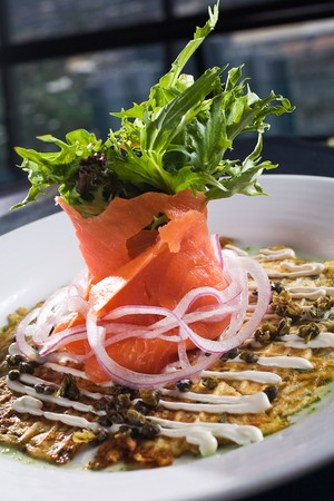 Top of the World - Smoked Salmon