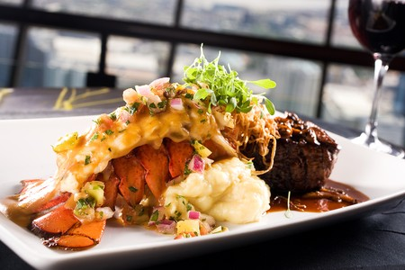 Top of the World - Surf and Turf