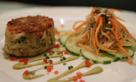 RM Seafood - Crabcake
