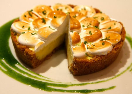 RM Seafood - Rick's Signature Key Lime Pie