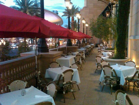 Morels Steakhouse - Patio
