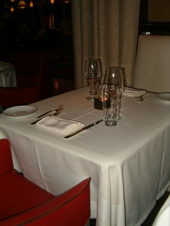 Corsa Cucina - Table Setting