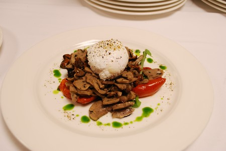 B&B Ristorante - Lambs Tongue