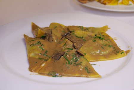 B&B Ristorante - Beef Cheek Ravioli