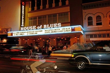 Crossroads at House of Blues - Restaurant