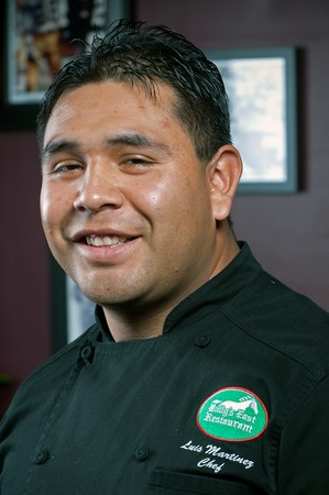 Bully's East - Chef Luis Martinez