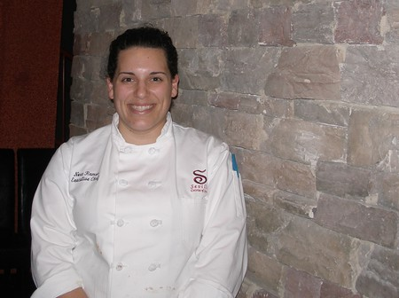 Cafe Sevilla Long Beach - Chef Nora Ramos