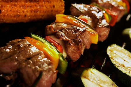 Gaslamp Strip Club - Shish Kabob