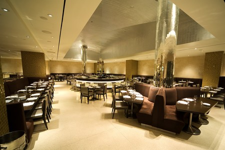 N9NE Steakhouse - Dining Room