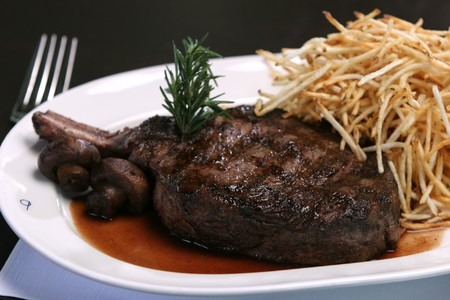 N9NE Steakhouse - Steak