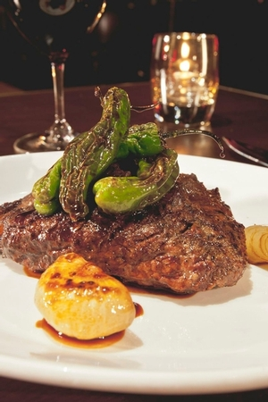 N9NE Steakhouse - Barry's Steak