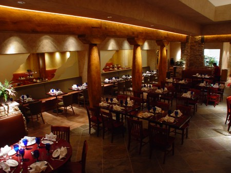 Pampas Churrascaria - main dining