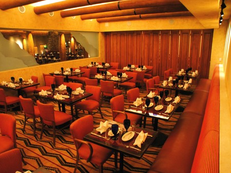 Pampas Churrascaria - Banquet room