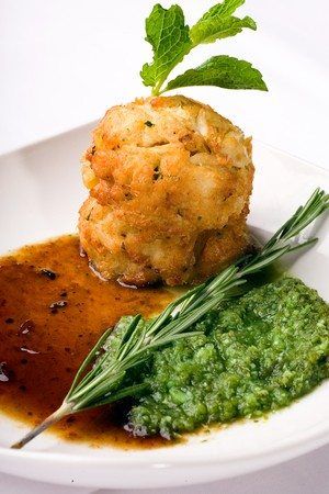 Royal India - Crab Cake