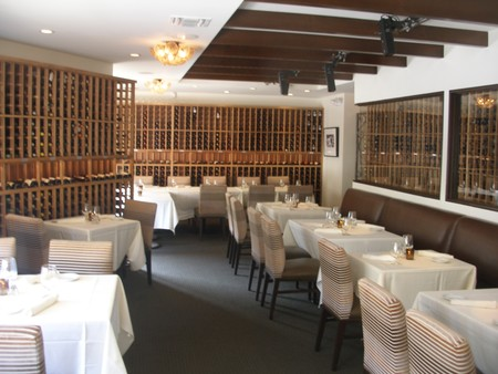 Spark Woodfire Grill - Studio City - Spark Upstairs Dining Room