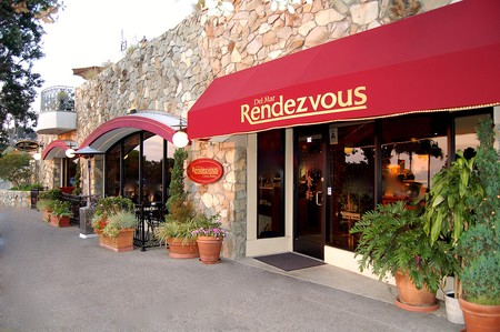 Del Mar Rendezvous - Entrance