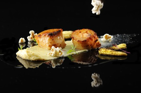 KITCHEN 1540 - Kitchen 1540 Scallops