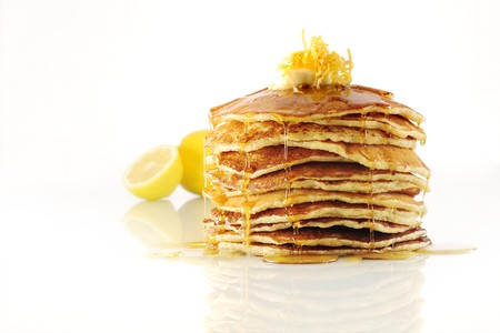 KITCHEN 1540 - Kitchen 1540 Lemon Ricotta Pancakes