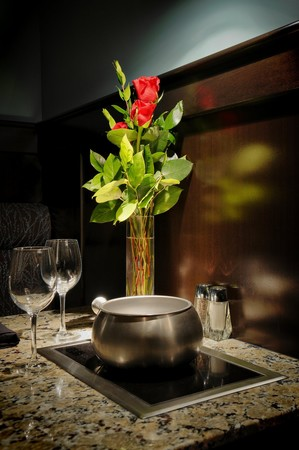 The Melting Pot - Gaslamp - Table Setting