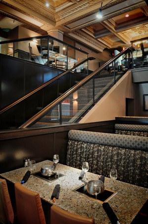 The Melting Pot - Gaslamp - Stairs to 2nd Floor