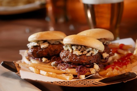 Henry's Tavern - Hamburger Sliders
