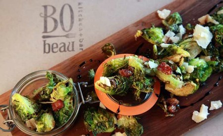BO-beau kitchen + bar - Ocean Beach - Brussel Sprouts