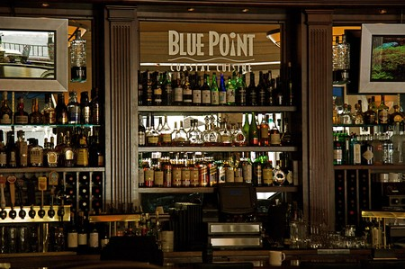 Blue Point Coastal Cuisine - Bar