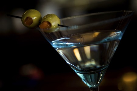 Blue Point Coastal Cuisine - Martini