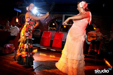 Cafe Sevilla - Flamenco Show