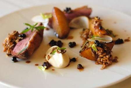 NINE - TEN - Hay Roasted Duck
