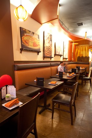Street Side Thai Kitchen - Dining Area