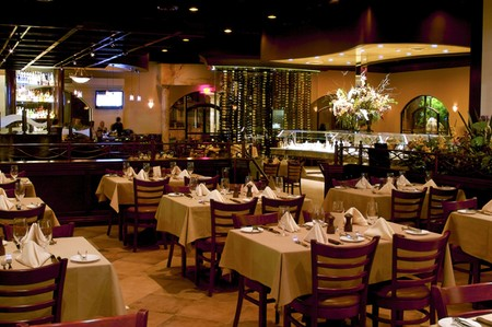 Via Brasil Steakhouse - Main Dining Room