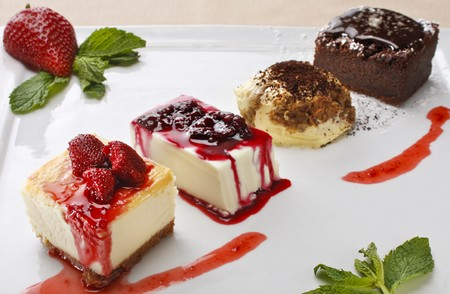 Acqua Al 2 - Dessert Options