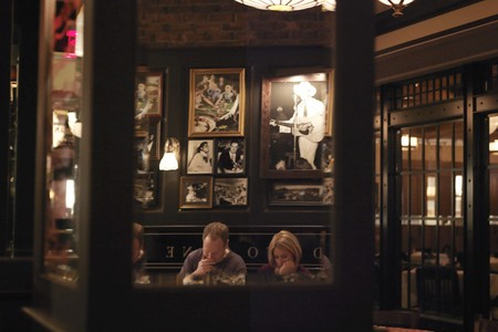 P.J. Clarke's New York Chophouse - dining