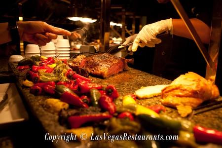 bayside buffet at mandalay bay restaurant info and reservations rh lasvegasrestaurants com mandalay bay buffet price 2018 mandalay bay breakfast buffet price