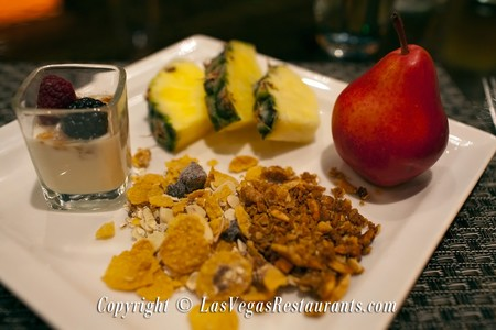 Wicked Spoon Buffet at the Cosmopolitan - Fruit and Parfait