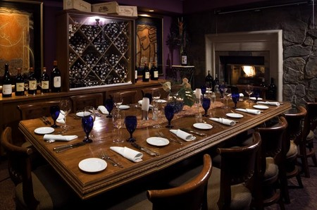 Greystone the Steakhouse - Private Room