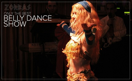Zorbas Greek Buffet - Belly Dance Show