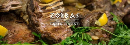 Zorbas Greek Buffet - Greek Cuisine