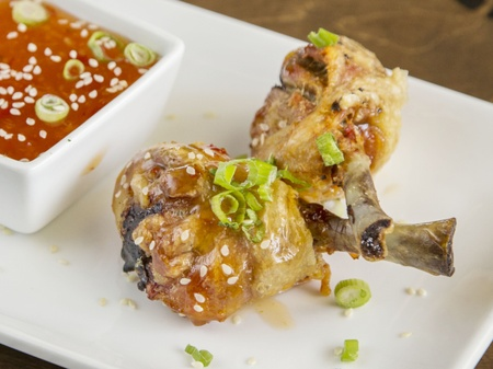 The Oak Room Kitchen & Bar - Chicken Lollipops