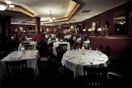 Donovan's of La Jolla - Donovan's main dining room