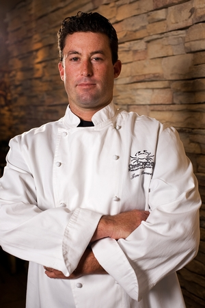 Crab Catcher - Chef Jon Burwell