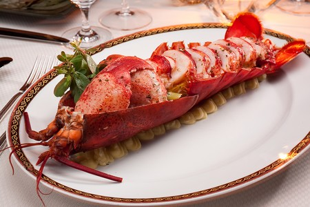 Alize - 3lb Maine lobster thermidor