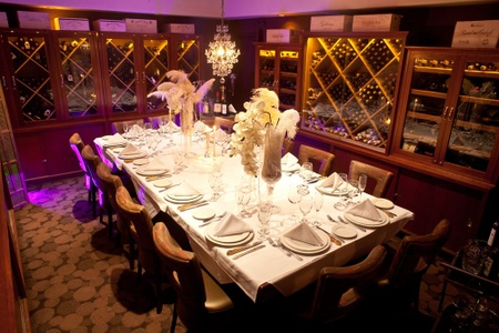 Greystone Steakhouse - Private Dining