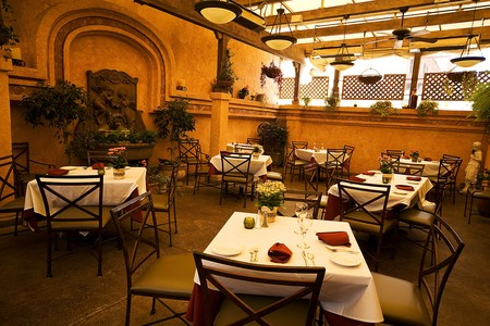 Baci Ristorante - Outdoor Patio