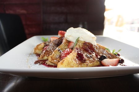 JT's Bistro - French Toast